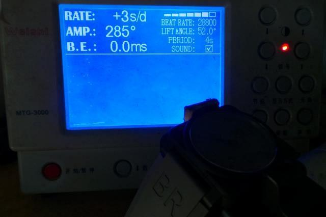 Replica Bell&Ross Movement Test