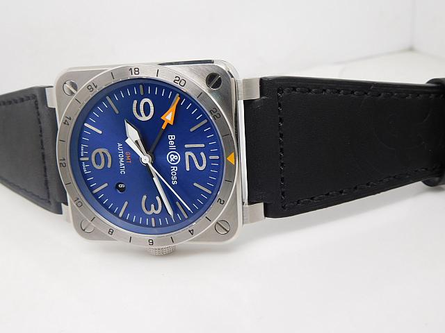 Bell Ross GMT Replica Watch